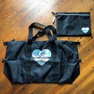 NWT VS Fashion Show London 2014 Duffle Bag